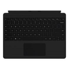 CLAVIER MICROSOFT SURFACE PRO X Rétro-éclairé Noir Compatible Surface pro 5, 6 et 7 QJX-00004