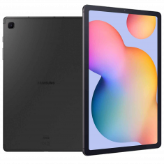 Tablette Galaxy Tab S6 Lite 64Go 4G 10.4'' 2000x1200 Android 10 2 speakers Camera 8MP S pen Gris SM-P615NZAAXEF