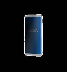 DICOTA Filtre de confidentialité pour IPhone 11 pro 2 vues Filtre anti-reflets et auto adhesif D70206