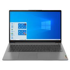 Portable LENOVO Ideapad IP3 15ITL05 PLATINIUM GREY CORE I3-1115G4 8 Go 256 Gb SSD - Intel HD graphics 15.6' FHD_ W10 H