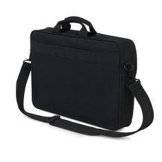"""DICOTA Sacoche ecologique ECO MULTI SCALE NOIR Noir Pour PC Portable 14""""-15.6"""" + tablette 10"""" Rembourage optimal et cadre métal D31431"""