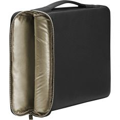 """Sacoche HP HP Carry Sleeve 14"""" Noir/Or- 3XD33AA"""