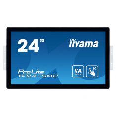 "ECRAN IIYAMA 23,8"" Open Frame Tactil PCAP 10pts 16:9 1920x1080 USB VGA HDMI Display Port 315cd/m² 16ms Pays/Portrait TF2415MC-B2"