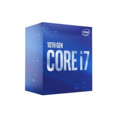 CPUI INTEL Core i7-10700 Processor 2.9 GHz / 4.8 GHz 16Mo LGA1200 Box BX8070110700