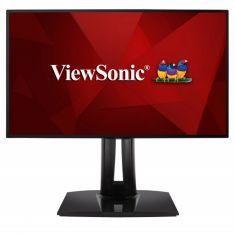 "Moniteur 24"" Viewsonic VP2458 FHD IPS TFT 16:9 250cd/m² 5ms VGA HDMI DP 3xUSB Pivot/rotation VESA 100x100mm Sans bords Noir"