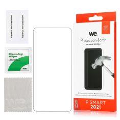 Verre Trempé pour HUAWEI PSMART PSMART 2021 - Film Protection écran Anti-Rayures - Anti-Bulles d'air Ultra Résistant - Dureté 9H Glass