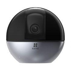 EZVIZ Camera Wifi Interieur C6W Motorisee PTZ 360° 4MP 2K 2.4 Ghz S Détection de mouvement Zoom auto Nocturne 10m  CS-C6W-A0-3H4WF