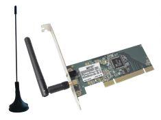 Carte réseau - WiFi - 54 Mbps
