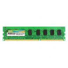 MEMOIRE SILICON POWER DDR3L 8GB 1600MT/s CL11 UDIMM 512Mx8 SR 1.35V 240-PIN PC3L 12800 / 10600 SP008GLLTU160N02