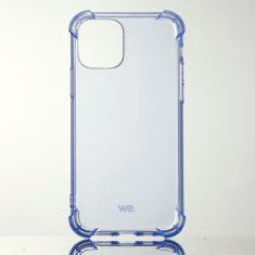 WE Coque de protection BLEU pour smartphone Apple iPhone 11 PRO Fabriqué en TPU. Ultra résistant Apparence du téléphone conservée.