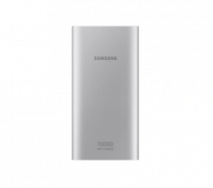 Batterie Externe 10 000mAh Silver Charge rapide IN/OUT Double port (USB Type C) Samsung EB-P1100CSEGWW