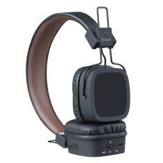 Casque Micro Bluetooth - Evolution - Noir