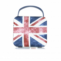 Enceinte compatible Bluetooth et NFC - H.AudioBag - Union Jack