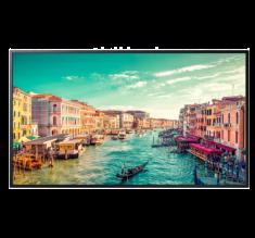 ECRAN SAMSUNG 32'' LFD 16:9 24h/7j FHD (1920x1080) 400cd/m² Tizen 4.0 DisplayPort 2xHDMI QM32R / LH32QMREBGCXEN