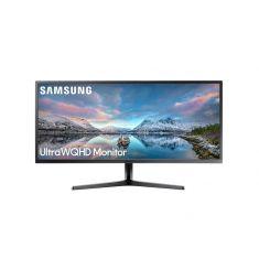 """ECRAN 34"""" SAMSUNG S34J550WQR 21:9 UWQHD 3440 x 1440 4ms 2xHDMI DisplayPort"""