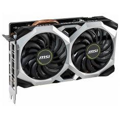 VGAN MSI GeForce RTX2060 VENTUS XS 6G OC 1710 MHz / 14 Gb/s GDDR6 6Go PCI-E 3.0 x16 3xDP/HDMI G-SYNC™ HDR VR 2xVentilateurs Torx 2.0