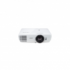"PROJECTEUR M550-4K - 4K Ultra HD resolution with TI XPR technology 2,900 ANSI Lumens  - 900,000:1 1.39~2.22 (65""@2m) - 5W Speaker x 2"