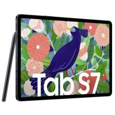 """""""Samsung Galaxy Tab S7 11"""""""" 128Go 4G SM-T875NZKAEEB Black EE RAM6Go Android 10 Qualcomm SDM865 Pro 2560x1600"""