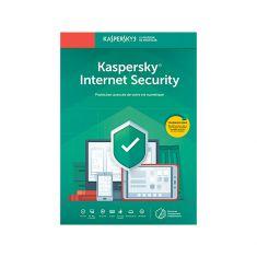 InternetSecurity 2019 - Licence 1an 3post-Mini-box MAC/PC / KL1939F5CFS-9