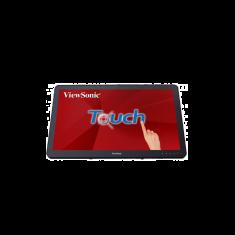 Ecran 23.6'' ViewSonic TD2430 Noir 16:9 FHD Tactile capacitif 10points 5ms 200 cd/m2 3000:1 Hp:2.5Wx2 178°/178° HDMI/DP/VGA/2xUSB 3