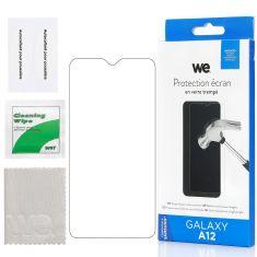 Verre Trempé pour Samsung Galaxy A12/A32 5G - Film Protection écran Anti-Rayures - Anti-Bulles d'air Ultra Résistant - Dureté 9H Glass