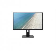 """Ecran Acer 27"""" B277DBMIPRCZX Noir 1920x1080@75Hz FHD 16:9 LED IPS 4ms 250nits VGA HDMI DP USB3.0 Web cam FDH Hp:2x2w PRO UM.HB7EE.D01"""