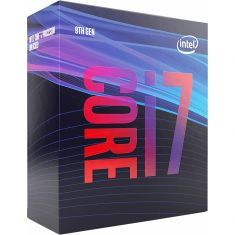 CPUI INTEL Core i7-9700 (3.0 GHz/ 4.7 GHz) Socket H4 LGA-1151 UHD Graphics 630 BX80684I79700
