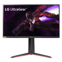 "ECRAN LG 27"" gaming Noir 27GP850-B 165Hz 16:9 1ms 2560x1440 400cd/m² 2xHDMI DisplayPort 2xUSB 3.0 FreeSy nc Premium HDR 400 Inclinable Pivot"