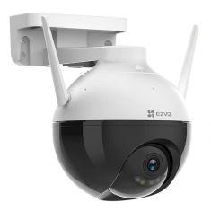 EZVIZ Camera Wifi Exterieur C8C Motorisee FHD 2.4Ghz IP67 Micro Int Détection de mouvement IA Vision Nocturne couleur 30m 87°