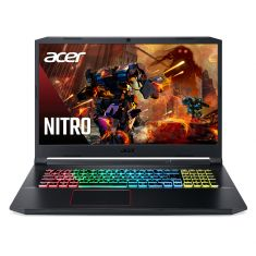 "Portable ACER Nitro AN517-52-52NG Intel® Core™ i5-10300H - 8 Go SSD 512Go PCIe -GTX™ 1650 4Go DDR6 17.3"" FHD IPS  Mate WIN 10F"