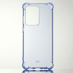 WE Coque de protection BLEU pour Samsung Galaxy S20 ULTRA Fabriqué en TPU. Ultra résistant Apparence du téléphone conservée.