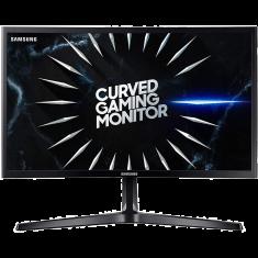 "ECRAN 24"" SAMSUNG LC24RG50FQR Gaming NOIR FHD VA - 4ms - 250cd/m² 3000:1 - HDMI Display Port Casque 144Hz Incurvé"