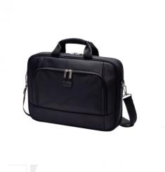 """DICOTA Sacoche TOP TRAVELLER BASE Noir Pour PC Portable 13""""-14.1"""" Ultra legere Rembourré mousse haute densité D31324"""