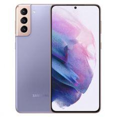 Smartphone Galaxy S21+ 5G VIOLET 8Go 256 Go Android 11 One UI 3.1 Dual SIM IP68 Batt 4800mAh CR25W Ecran 6.7'' FHD+  DAS Tete 0.541