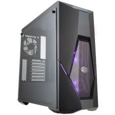 Boitier Cooler Master ATX MasterBox K500 RGB with RED LED fan Gamer - Acrylique Plastique Acier MCB-K500D-KGNN-S00