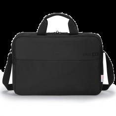 """DICOTA Sacoche BASE XX T Noir pour PC Portable 14""""-15.6"""" legere en polyester avec fermeture eclair D31128"""