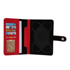 Housse Universelle TPU pour tablette 7'' rouge WE