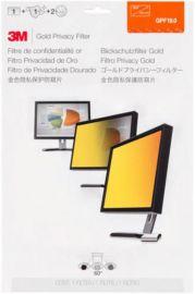 3M Filtre de confidentialité pour PC fixe 19'' haute securité Or  GF190C4B