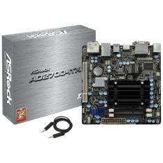 CMPA ASROCK M-ITX PROC INTEL D2700 NM10 / 2*DDR3 / 2*SATA2