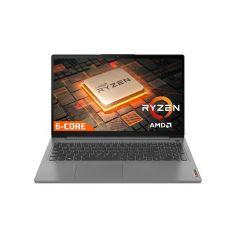 Portable LENOVO Ideapad IP3 15ALC6 ARCTIC GREY AMD RYZEN 7 5700U 16 Go 512 Gb SSD - AMD Radeon™ 15.6' FHD W10 HOME HIGH END STD