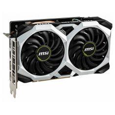 VGAN MSI GeForce GTX1660 TI VENTUS XS 6G OC 1830 MHz / 12 Gb GDDR6 6Go PCI-E 3.0 x16 3xDP/HDMI NVIDIA G-SYNC™ et HDR