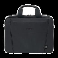 """DICOTA Sacoche Slim Case BASE Eco Noir Pour PC portable 15""""-15.6"""" Polyester, Rembourré Poche frontale Confortable D31308-RPET"""