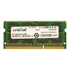 Barrette mémoire Crucial SODIMM 4 Go DDR3L