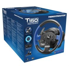 THRUSTMASTER volant + pedalier T150 Force Feedback