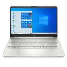 "Portable HP 15s-fq0036nf Silver AMD Celeron N4020 4Go 128GB SATA Intel UHD Graphics - UMA 15.6"" FHD Slim SVA Win10"