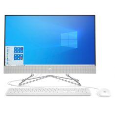 "All in One HP 24-dp0066nf Silver AMD Ryzen 3 4300U 8GB 256GB SSD AMD Integrated Graphics WebCam HD 23.8""FHD AG LED UWVA Win10 440P9EA"