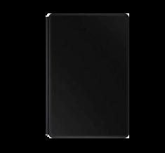 Book Cover Keyboard Galaxy Tab S7+ Noir Rangement S Pen Pied amovible Clavier detachable Touch PAD Mode DeX SAMSUNG - EF-DT970BBEGFR