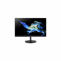 Ecran Acer 23.8'' CB242Ysmiprx Noir 1920x1080 @ 75Hz Full HD 16:9 LED IPS Mat 1ms 250 nits - HDMI VGA DP- Hp:2x2W- ZeroFrame - garantie 3 ans