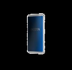 DICOTA Filtre de confidentialité pour IPhone 11 pro 4 vues Filtre anti-reflets et auto adhesif D70205