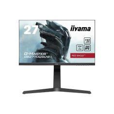 Moniteur IIYAMA 27'' 0.5ms G-Master Red eagle IPS 2560x1440 165Hz HDMI DisplayPort 2USB HP FreeSyn Pivot BlackTuner/ GB2770QSU-B1